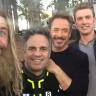 Avengers: Endgame'in Yüzleri Güldüren Kamera Arkası Görüntüleri Paylaşıldı