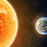 Dünya Güneş'ten Ne Kadar Uzak?