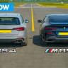 Alman Devler Asfaltta: BMW M850i'nin Audi RS4 ile Ağız Sulandıran Yarışı (Video)