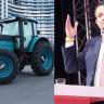 45 Dakikalık Şarj ile 7 Saat Çalışabilen Yerli ve Milli Elektrikli Traktörün Teknik Özellikleri