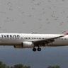Kuş Sürüsüne Dalan THY Uçağı Seferlerden Çekildi