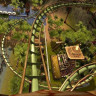Bir Turu 45 Yılda Tamamlanan RollerCoaster Tycoon Pisti (Video)
