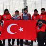 Bir Grup Türk Bilim İnsanı, 'İlk Türk Arktik Bilimsel Seferi'ni Gerçekleştirdi