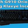 Logitech G910 Orion Spark Oyuncu Klavyesi İncelemesi