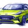 Türkiye'de Üretilecek Olan Hyundai i10'un İlk Görüntüsü Ortaya Çıktı