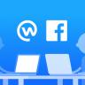 Facebook'un Slack'e Rakip Platformu Workplace'in Yeni Tasarımı Belli Oldu