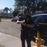 Bir Polis, Ne Olduğunu Bilmediği GoPro Yüzünden Az Kalsın Birini Vuracaktı