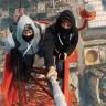 Çin'in En Yüksek Binasının Tepesinden Video Çeken İki Korkusuz Rus