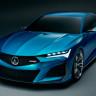 Japon Zarafetini Ortaya Koyan Acura Type S Concept İsimli Araç Ortaya Çıktı