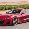 1.200 Beygir Gücüne Sahip Dört Motorlu Elektrikli Araba: Drako GTE