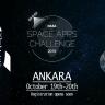 NASA'nın Düzenlediği Space Apps Hackathon, 19-20 Ekim'de ODTÜ'de