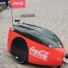 Coca Cola, Park Ziyaretçilerine Otonom Robotla İkram Sundu