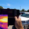 Arabaların Ne Kadar Isındığına İnanamayacağınız Termal Video Görüntüleri
