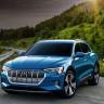 Audi, 2025'e Kadar 20 Adet Yeni Elektrikli Araç Piyasaya Sürecek