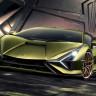 Lamborghini, Elektrikli Motorlu İlk Canavarı 'Sian'ı Duyurdu
