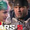 Ninja, Microsoft'un Henüz Çıkmamış Oyunu Gears 5'i Canlı Yayında Oynadı