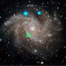 NASA Uyduları, Bir Anlığına Parlayan Gizemli Yeşil Bir Işık Gözlemledi