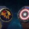 Captain America ve Captain Marvel Temalı Akıllı Saatler Geliyor