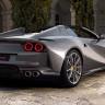 Dünyanın En Güçlü Cabrio Otomobiliyle Tanışın: Ferrari 812 GTS