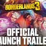 Borderlands 3'ün Çıkış Fragmanı, İstenmeyen Bir Şekilde Yayınlandı