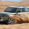 2020 Model Land Rover Defender Tanıtıldı: İşte Modern 4x4'ün Özellikleri