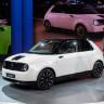 İlginç Tasarımıyla Dikkat Çeken Elektrikli Araba 'Honda e' nin Fiyatı Açıklandı
