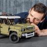 LEGO, Gelişmiş Bir Vitese Sahip Modeli 2020 Land Rover'i Duyurdu