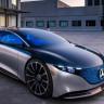 Mercedes, Tek Bir Şarjla 700 Kilometre Yol Gidebilen Prototip Aracını Tanıttı