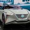 Nissan'ın Yeni Elektrikli Aracı 100 km/s Hıza 5 Saniyede Çıkabiliyor