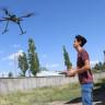 Hurda Malzemelerden Drone Yapan Genç 'TEKNOFEST'e Katılacak