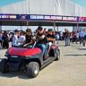 Yerli Elektrikli Araç Tragger, Teknofest'te Tanıtıldı