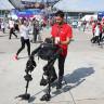 ODTÜ, Yürüme Güçlüğü Çekenler İçin Geliştirdiği Dış İskelet Robotunu Tanıttı