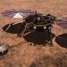 InSight, Mars'ta Gece Yarıları Ortaya Çıkan Gizemli Manyetik Titreşimler Keşfetti