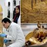 3.300 Yıl Sonra Restorasyon İçin Çıkarılan Tutankamun'un Lahdinin Etkileyici Görüntüleri