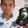 Ortaokul Öğrencisi Faruk Aslan, Akıllı Telefonu Şarj Eden Bot Geliştirdi
