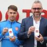 Huawei'den Arsenal Futbolcularıyla Eğlenceli Reklam