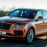 Bentley, Dünyanın İlk Lüks Plug-In Hibrit Aracı Olan Bentayga'yı Duyurdu