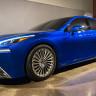 Yeniden Tasarlanan Hidrojen Yakıt Hücreli Toyota Mirai Tanıtıldı
