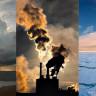 Dünyanın Gelecek 100 Yılda Felaketlerle Uğraşacağını Gösteren İklim Raporu