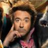 Başrolünde Robert Downey Jr. Olan Dolittle Filminden İlk Görüntüler Geldi