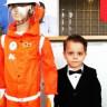 5 Yaşındaki Yiğit, Madenci Kıyafeti Projesiyle Ülkemizin En Genç Girişimcisi Oldu