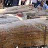 Mısırlı Arkeologlar, Oldukça İyi Korunmuş Tabutları Gün Yüzüne Çıkardı