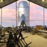SpaceX'in Devasa Roketi Starship, Drone Çekimleriyle Ortaya Çıktı