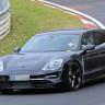 Porsche Taycan Cross Turismo, Casus Fotoğrafçılar Tarafından Görüntülendi