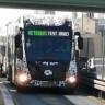 İstanbul'da Test Sürüşlerine Başlayan Yeni Metrobüsün İlk Görüntüleri