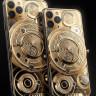 Yarım Kilo Altın Kaplamalı, 400 Bin Liralık iPhone 11 Pro Tasarımı