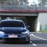 Tesla Model S Plaid, Body Kit ile Nürburgring'a Çıktı (Video)