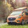 Açıldığı Zaman 4 Kişilik Karavana Dönüşen Transit Kamyonet: Ford Nugget