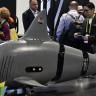 Köpek Balığı Şeklinde Su Altı Robotu Tasarlandı