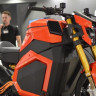 Tron Filminden Fırlamış Tork Canavarı Elektrikli Motosiklet: Verge TS